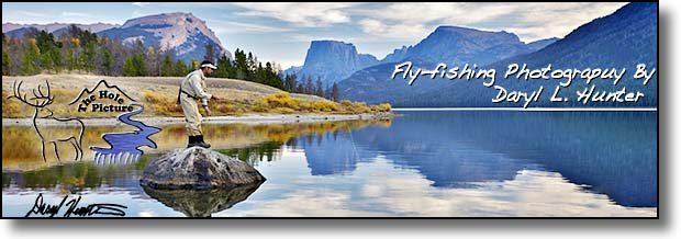 Fly-fishing Fine Art Photographic Prints