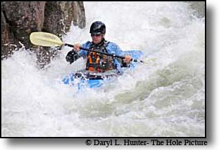 Kayaking Bozeman's Gallatin and Yellowstone Rivers