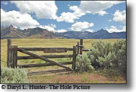Ranch south fork of shoshone valley