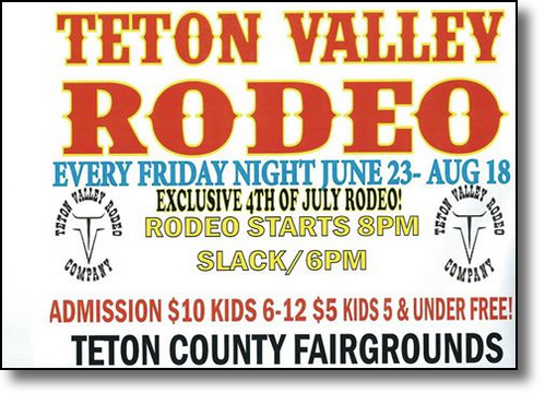 Teton Valley Rodeo