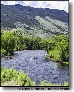 Big Hole River Fly-fishermen
