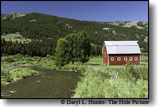 Red Barn, Ruby River